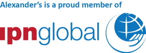Alexander's is a proud member of the International Printers' Network