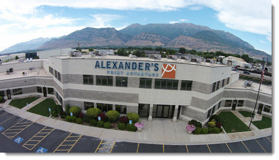 Alexander's print and marketing in Lindon, Utah