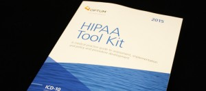 Optum 2015 HIPAA Tool Kit reference guide