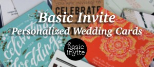 personalized wedding cards from basic invite and alexanders