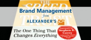 brand management from alexanders