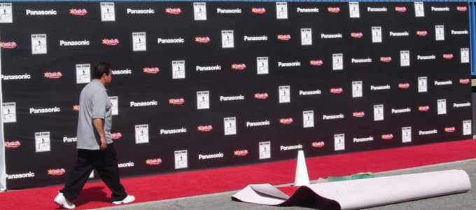 Event Backdrops Gallery