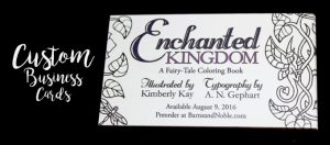 custom-business-cards-for-illustrators-enchanted-kingdom-coloring