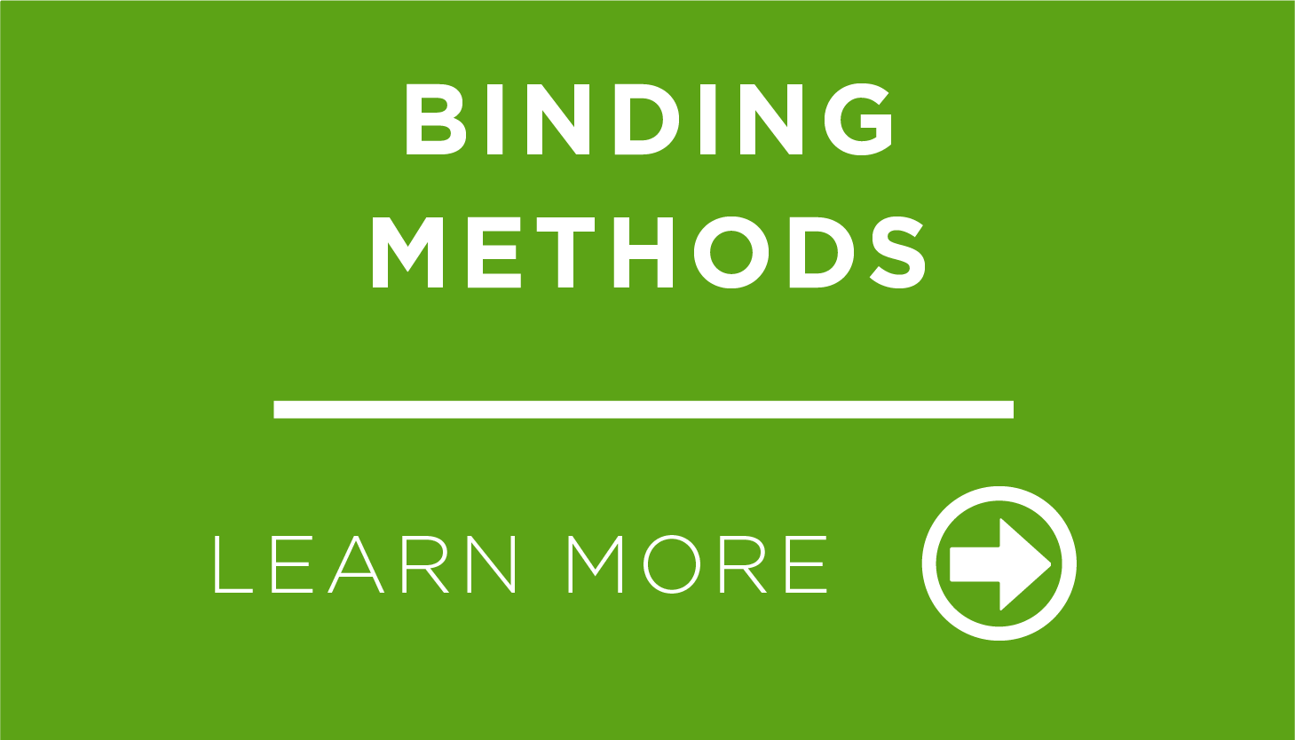 Binding Methods