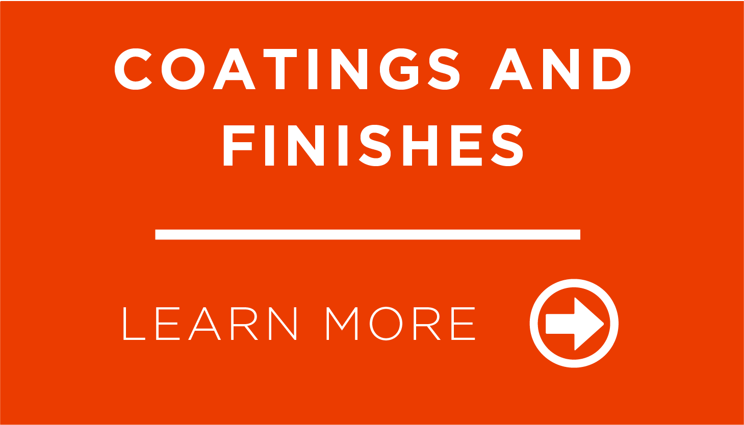Coatings and Finishes