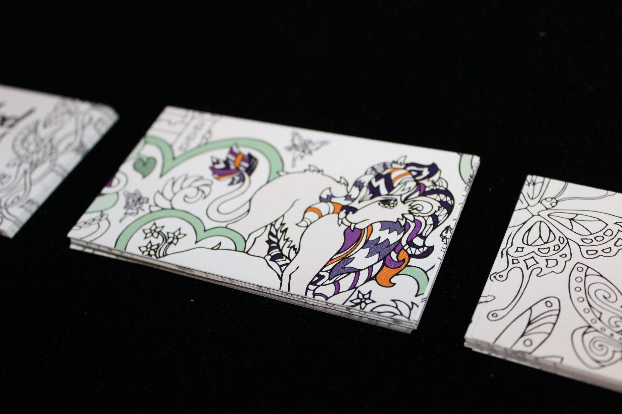 Custom Business Cards for Illustrators   Alexanders Print Advantage ...