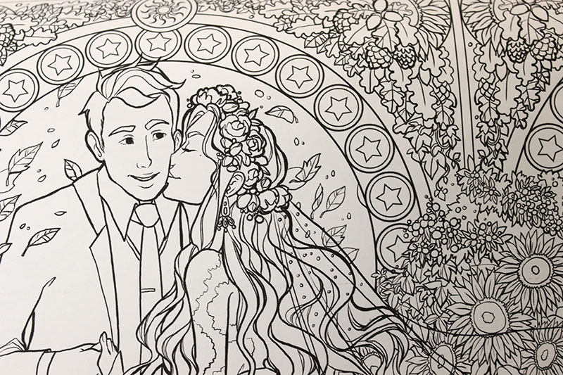 Coloring For Teens