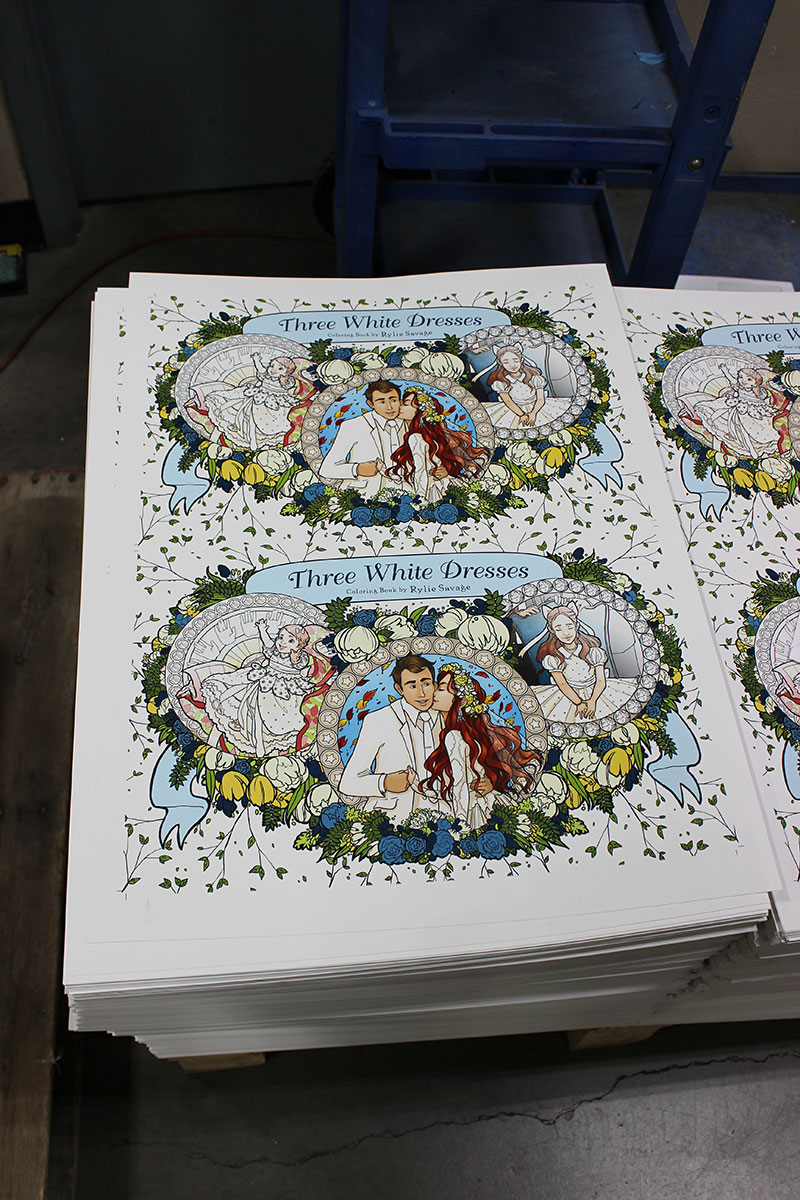 - Printing Coloring Books For Adults, Teens, And Children