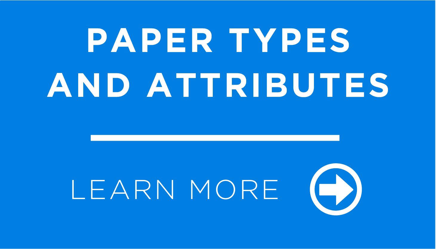 Paper Types and Attributes