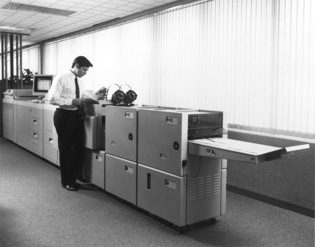 Xerox Docutech Printer